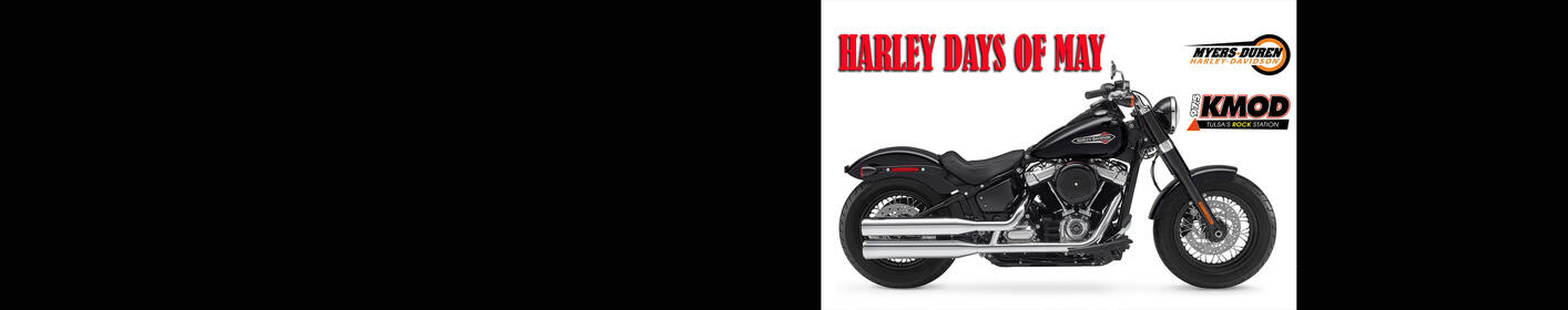 KMOD & Myers-Duren present the 19th Annual Harley Days of May