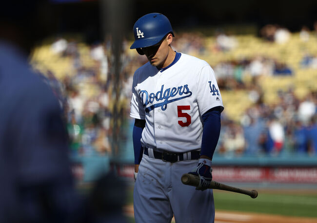 Dodgers SS Corey Seager