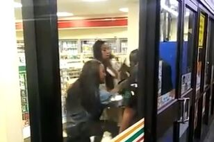 Crazy 7-11 Showdown Ends With Women Getting Maced and Arrested