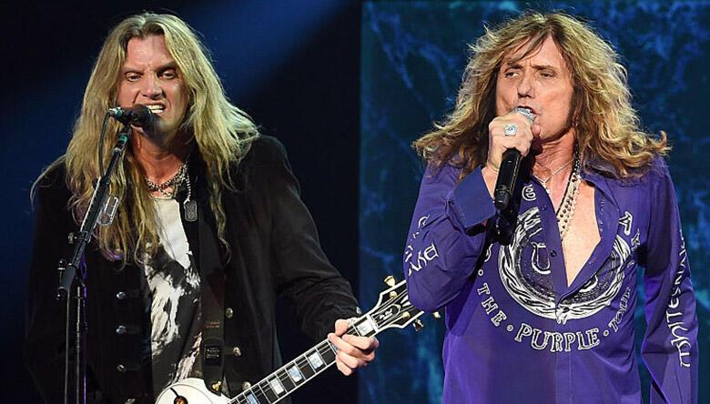 Whitesnake Delays New Album Release Until 2019