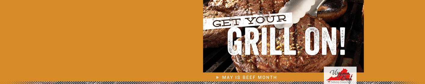 Win a Grill & $200 of VA Beef with the Summer Sizzler!