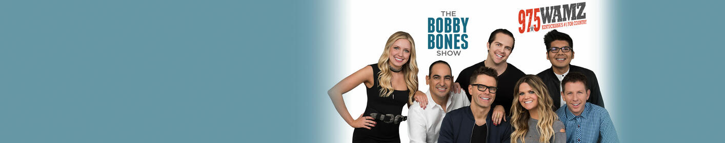 Get to Know the Bobby Bones Show