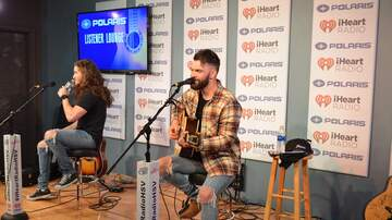 Listener Lounge - Dylan Scott in the Polaris Listener Lounge