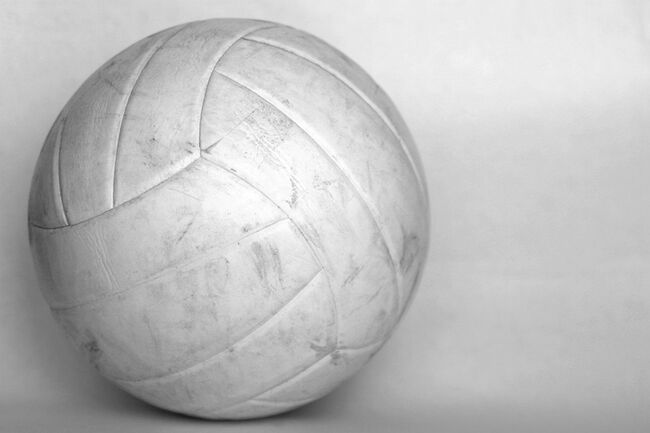 Volleyball getty images