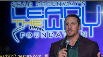 Overtime with Carly Zucker - OVERTIME w/Carly Zucker - Featuring former MN Vikings LB Chad Greenway