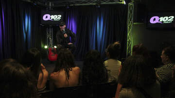 Photos: Q102 Performance Theatre - Bazzi Interview and Performance at Q102 Philly - April 2018