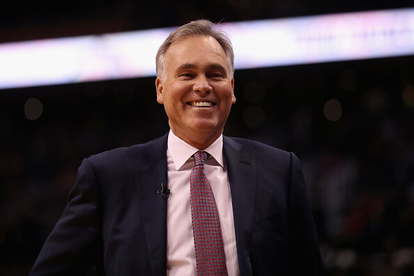 Mike D'Antoni/Getty Images