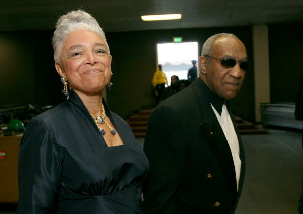 Camille and Bill Cosby - Getty Images