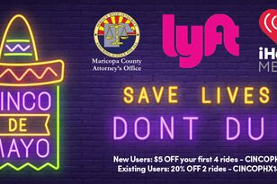 Lyft Is Giving Phoenix Riders Great Discounts For Cinco De Mayo Weekend