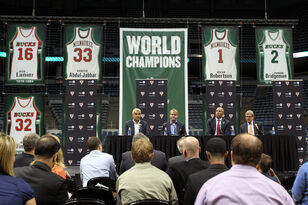 How is Bucks' ownership affecting the coaching search?