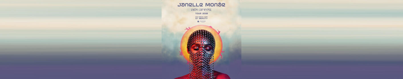 Win tickets to see Janelle Monae on The Dirty Computer Tour!