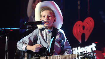 iHeartCountry Festival - Mason Ramsey Yodels & Performs Debut Single at iHeartCountry Festival