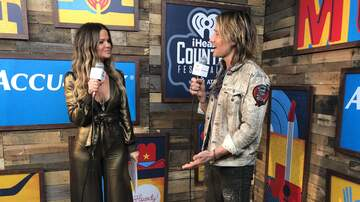 Bobby Bones - Keith Urban Sings To Amy, Shares His Normal Human Moments