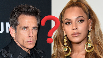 Weird, Odd and Bizarre News - Beyonce Or Ben Stiller? This Eerie Optical Illusion Looks Like Both Of Them