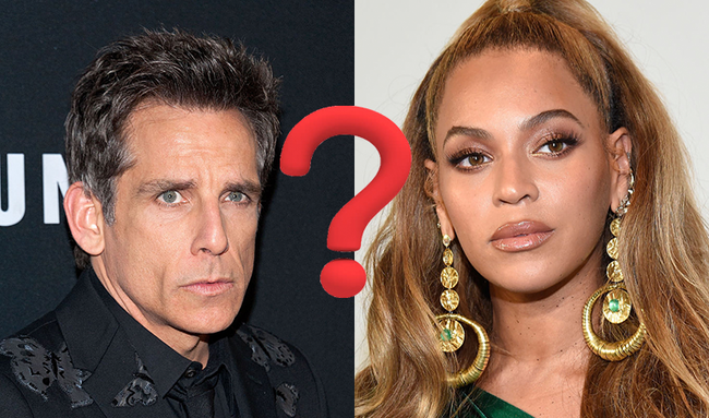 Beyonce Or Ben Stiller? This Eerie Optical Illusion Looks Like Both Of Them