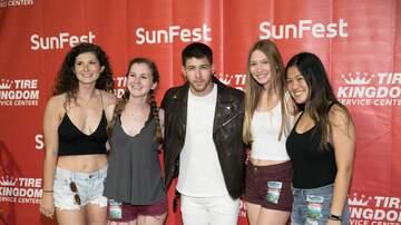 SunFest Meet and Greet - Nick Jonas Meet & Greet - SunFest 2018