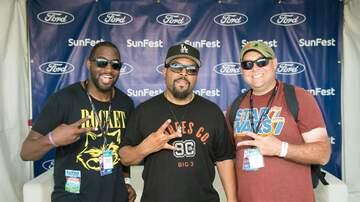 SunFest Meet and Greet - Ice Cube Meet & Greet - SunFest 2018