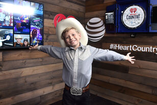 Mason Ramsey Teaches How To Yodel (VIDEO)