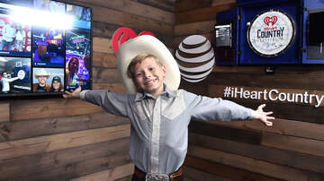 iHeartCountry Festival - Mason Ramsey Teaches How To Yodel (VIDEO)