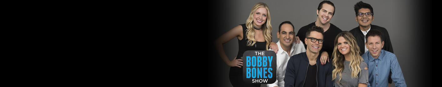 The Bobby Bones Show Weeknights 7-Midnight