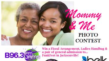 Yolanda Neely - Mommy & Me Selfie Contest for Mother's Day!
