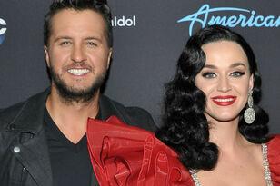 Katy Perry Responds To Luke Bryan's Joke That She's Pregnant