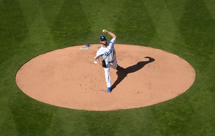 Dodgers P Clayton Kershaw