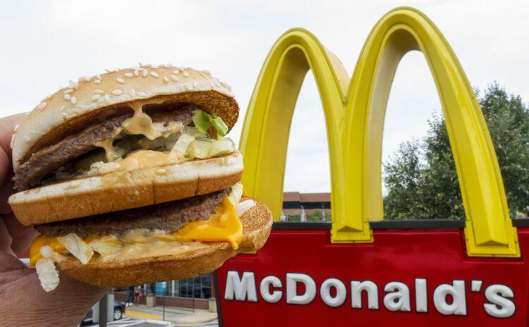 Big Mac - Getty Images