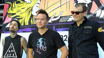 None - Here's what the new Blink-182 songs sound like, according to Mark Hoppus