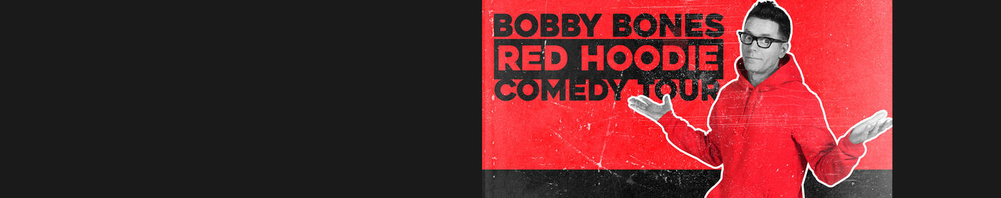 Bobby Bones Tickets On Sale Now! See him LIVE at The Golden Nugget in Biloxi