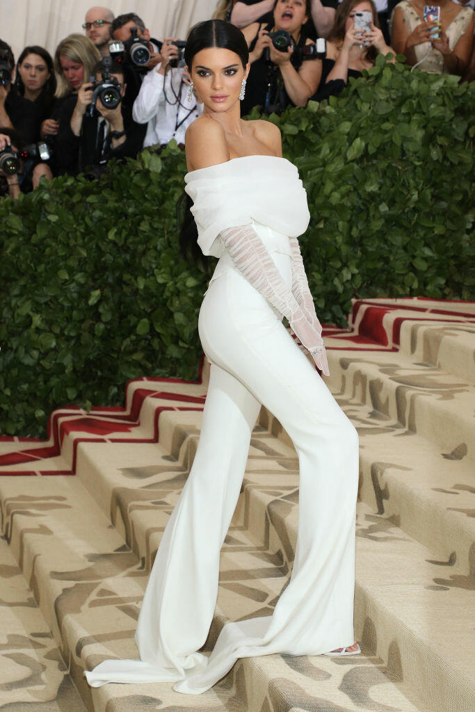 Kylie And Kendall Jenner Trolled For Blatantly Ignoring Met Gala
