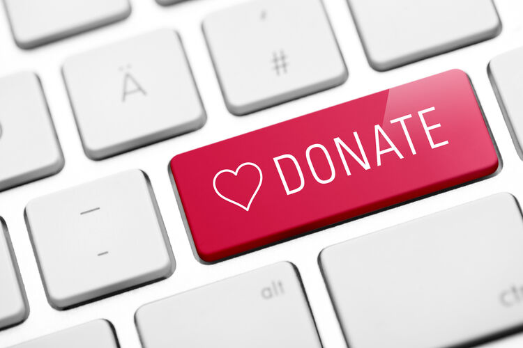 Donate Getty RF