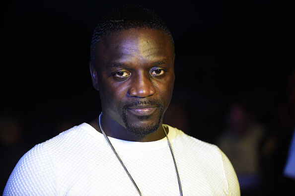 Akon - Getty Images