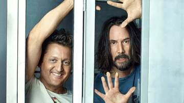 DJ Taylor - Bill & Ted 3 Is Happening! All Is Right With The World!