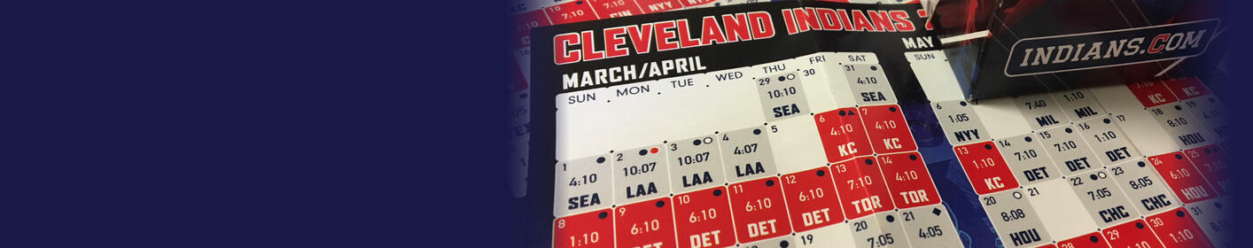Check Out The Cleveland Indians Baseball Schedule Here