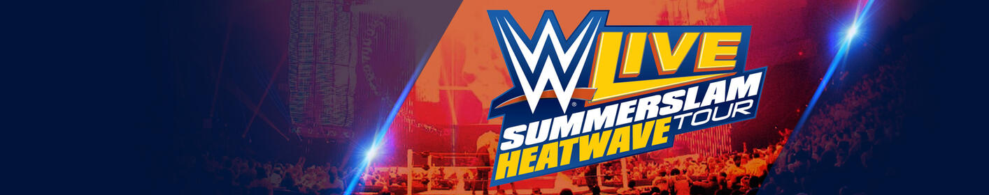 Gana 4 Boletos A WWE Live Summerslam!