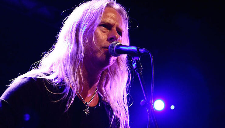 Jerry Cantrell Says New Alice In Chains Song Was Inspired by David Bowie