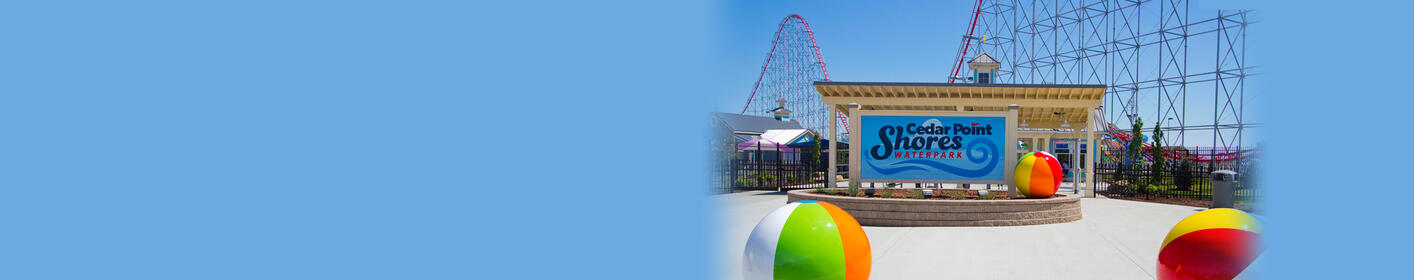 Win tickets to Cedar Point Shores