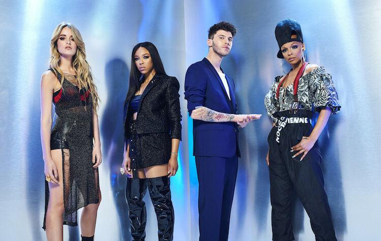 'The Four' Season 2 Contestants