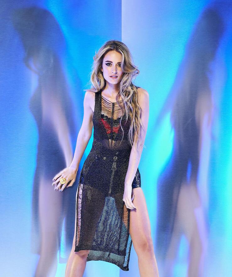 Stephanie Zelaya, 'The Four' Season 2 Contestant