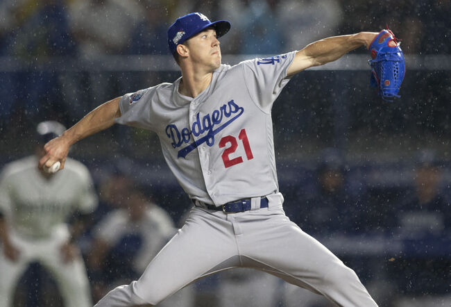 Dodgers  Walker Buehler  I Feel Like I Can Factor In...And That s ... 60d1d6c78fa