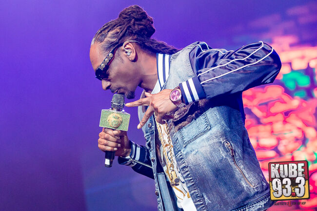 Snoop Dogg at accesso ShoWare Center with Migos and Grynch