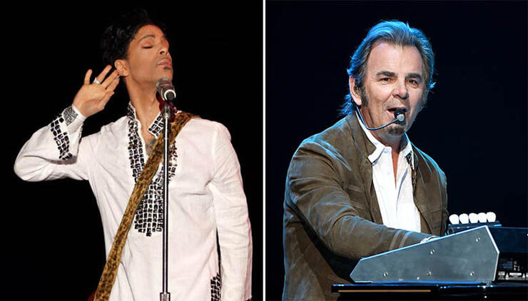Prince Asked Journey if He Plagiarized the End of