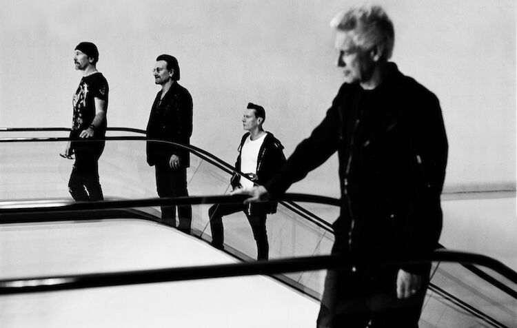 U2 2018 Photo