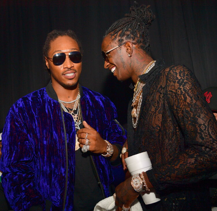 Young Thug, Future