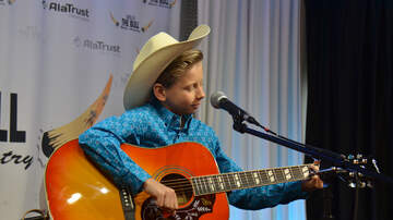 102.5 The Bull - AlaTrust Lounge - Mason Ramsey | 05.10.18