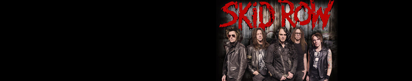 Win tickets to see Skid Row & Great White at Harrah's!