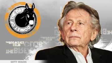 The Breakfast Club - Roman Polanski Calls The #MeToo Movement Collective Hysteria