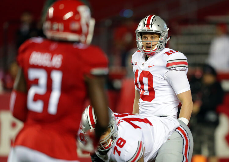 Joe Burrow is looking for a new college football home after graduating from Ohio State