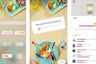 The Emoji Slider On IG Stories Is The Best New Way To Poll Your Friends
